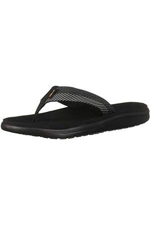 Teva Herren Voya Flip Sandal Mens Pantoffeln, (Vori Black Gray Vgbr)
