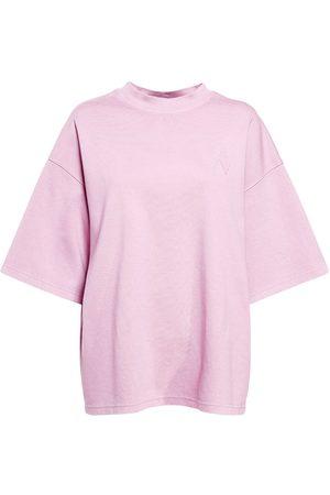 "The Attico T-shirt Aus Baumwolljersey ""cara"""