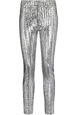 Isabel Marant Damen Hosen & Jeans - Hose Todiz mit Pailletten