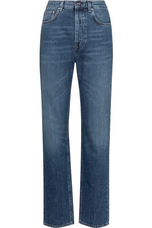 Totême Mid-Rise Straight Jeans