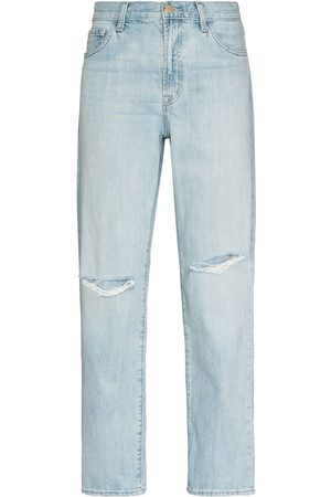 J Brand Damen Baggy & Boyfriend - Tate Jeans