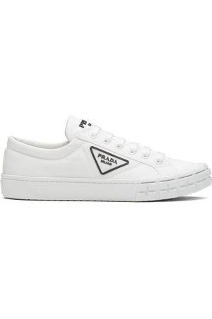 Prada Wheel Cassetta Sneakers
