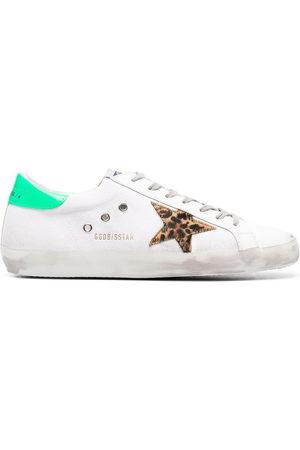 Golden Goose Super-Star Canvas-Sneakers