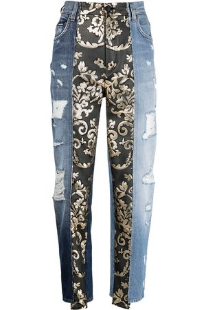 Dolce & Gabbana Tapered-Jeans