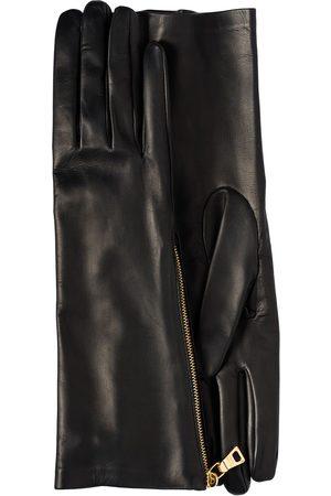 Prada Damen Handschuhe - Handschuhe mit Reißverschluss