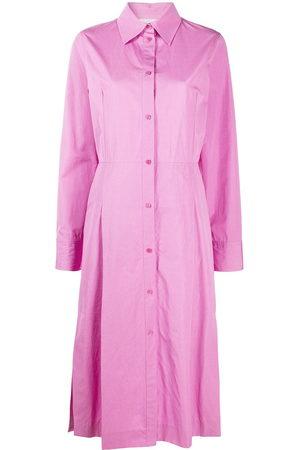 Nina Ricci Langes Hemdkleid
