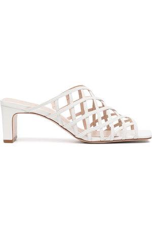 Schutz Slip-on woven sandal