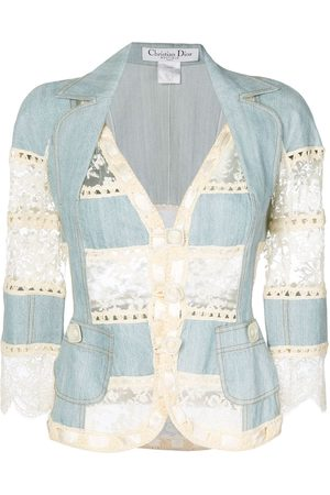 Dior Pre-owned Jacke mit Spitze