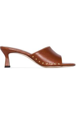 Wandler Sandalen mit Nieten 55mm