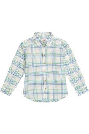 Morley Jungen Hemden - Hemd Benjamin aus Baumwollpopeline