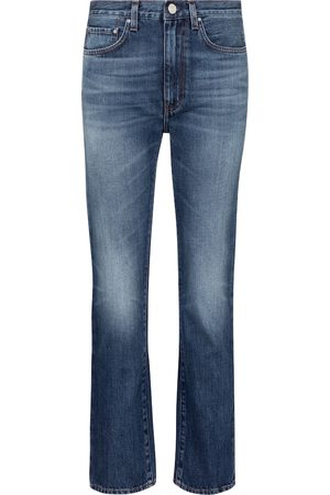 Totême High-Rise Straight Jeans
