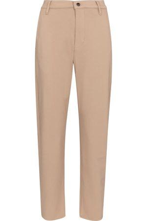 7 for all Mankind Damen Hosen & Jeans - Hose aus Twill