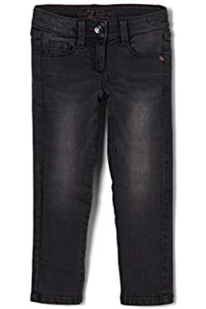 s.Oliver Mädchen Cropped - Junior Mädchen 403.10.009.26.180.2051419 Jeans