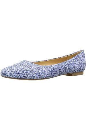 FrenchTrotters Damen Estee Ballerinas, - Washed Blue