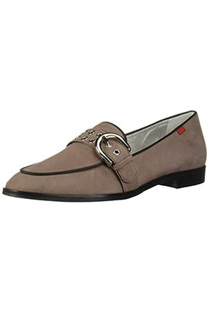 Marc Joseph New York MARC JOSEPH NEW YORK Damen Leather Buckle Loafer with Grommet Detail Halbschuhe