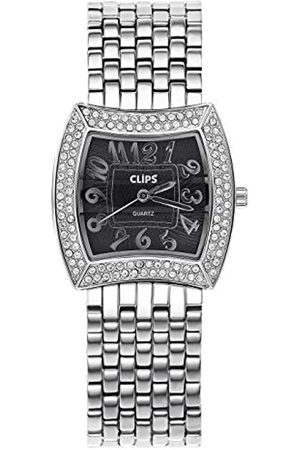 CLIPS Clips Damen-Armbanduhr Analog Quarz 554-2605-48