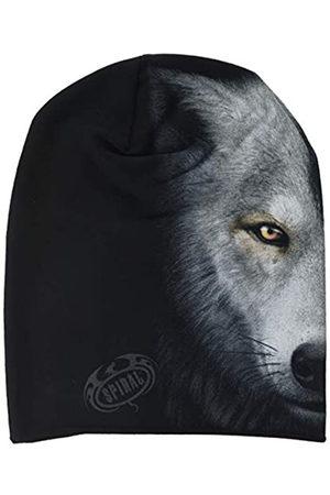 Spiral Unisex Wolf Chi - Light Cotton Beanies Strickmütze