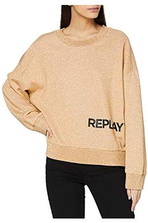 Replay Damen Sweatshirts - Damen W3114D Sweatshirt