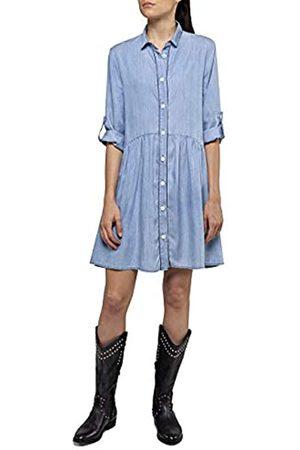 Replay Damen Freizeitkleider - Damen W9648 .000.54C 673 Kleid