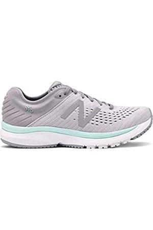 New Balance Womens' 860v10 Running Shoes (Steel with Light Aluminum & Light Reef