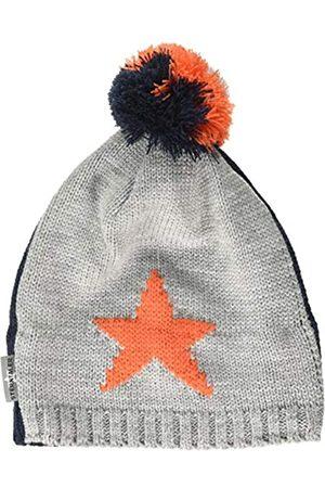 Sterntaler Jungen Strickmütze für Babys und Kleinkinder, (Marine)