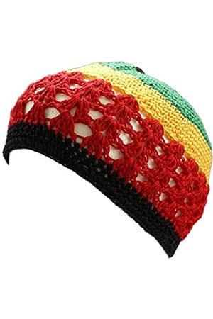 Shoe String King Shoe String King SSK Knit Kufi Mütze - Koopy Cap - Crochet Beanie - - Einheitsgröße