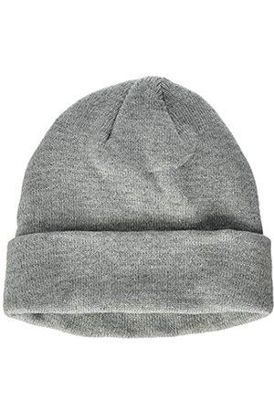 Build Your Brand Herren Hüte - Unisex-Adult Heavy Knit Beanie Hat