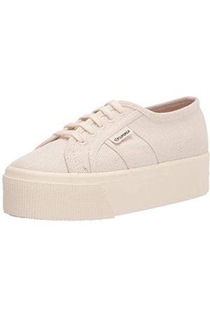 Superga Damen 2790 Biocottonhempw Sneaker, (gebrochenes )