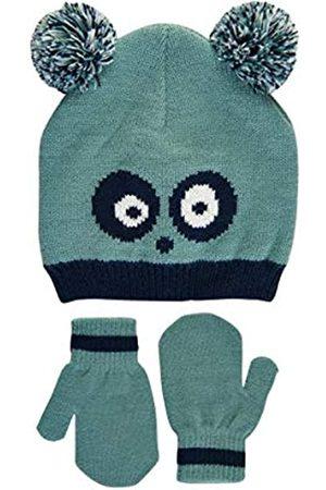 Color Kids Baby-Jungen Hat and Mittens Winter-Hut