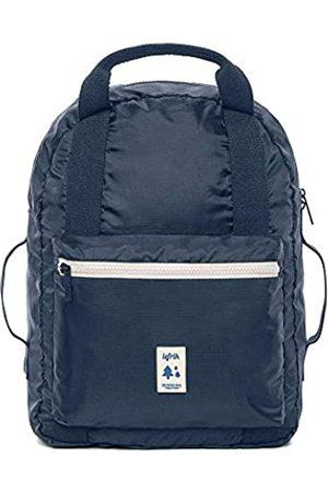 Lefrik Faltbarer Rucksack, Fronttasche mit Reißverschluss, verstellbare Träger, wasserabweisend