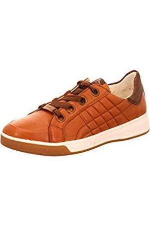 ARA Damen ROM Sneaker, Cognac,Moro