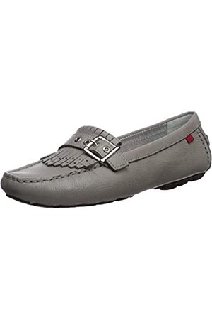 Marc Joseph New York Damen Womens Leather Made in Brazil South Street Kilt Loafer Halbschuhe