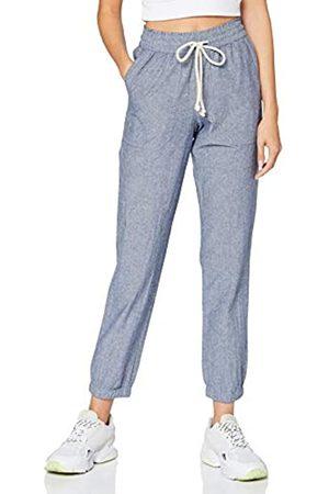 TOM TAILOR TOM TAILOR Denim Damen Relaxed Jeans, 23049-mid Blue White struc