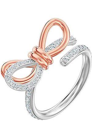 Swarovski Swarovski Damen-Ringe Edelstahl Kristall '- Ringgröße 58 5474931