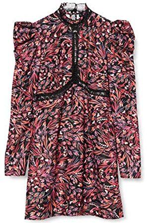 Little Mistress Damen Freizeitkleider - Damen Rocco Paisley-Print Shift Dress cocktailkleid