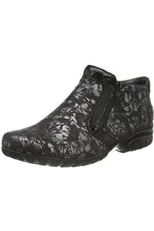 Rieker Damen L4660 Mode-Stiefel