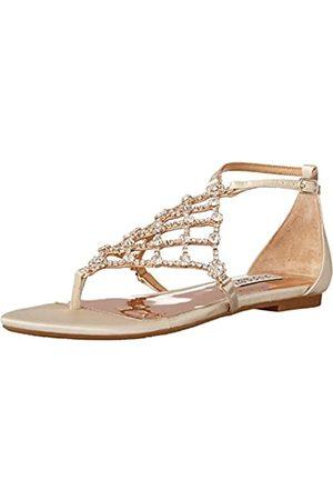 Badgley Mischka Damen Flache Sandale