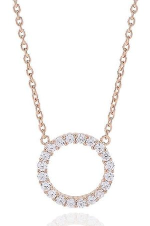Sif Jakobs Halsketten - Halskette - Biella Grande - SJ-C338(1)-CZ(RG)