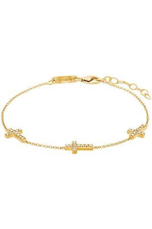 JULIE JULSEN Armbänder - Armband - Kreuz - JJBR0754.3