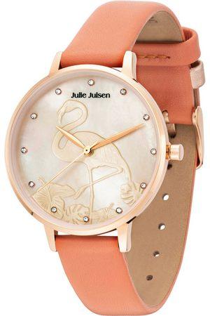 JULIE JULSEN Uhren - Uhren - Flamingo - JJW1006RGL-03