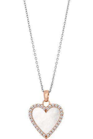 JULIE JULSEN Halsketten - Halskette - Herz - JJNE0768.8