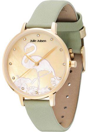 JULIE JULSEN Uhren - Uhren - Flamingo - JJW1006YGL-02