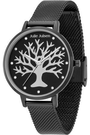 JULIE JULSEN Uhren - Uhren - Lebensbaum - JJW1167BLKME