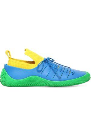 Bottega Veneta Niedrige Sneakers Aus Technostrick Und Gummi
