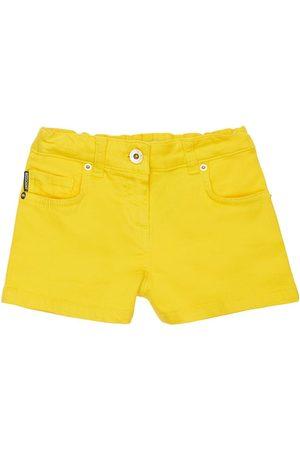 Moschino Mädchen Shorts - Trainingsshorts Aus Baumwolle Mit Druck