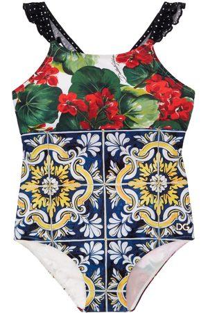 Dolce & Gabbana Badeanzug Aus Lycra