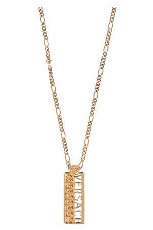 VERSACE Herren Halsketten - Halskette mit Anhänger