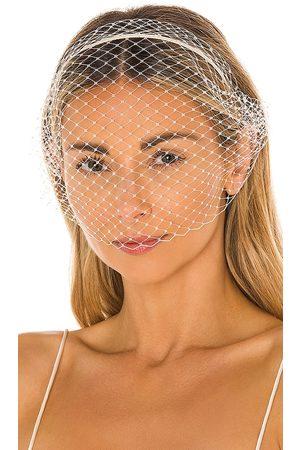 Jennifer Behr Voilette Headband in .