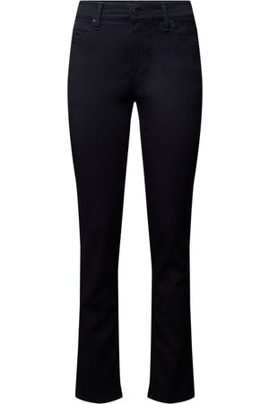 Angels Slim Fit Jeans mit Label-Patch