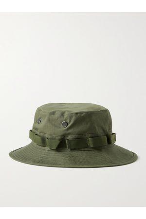 ORSLOW Herren Hüte - Cotton-Ripstop Bucket Hat